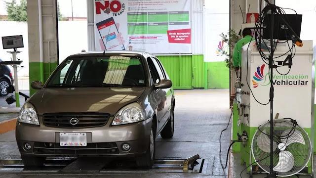 Verificación vehicular se reanuda en el Estado de México