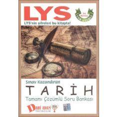 Dahi Adam LYS Sınav Kazandıran Tarih Tamamı Çözümlü Soru Bankası (2015)