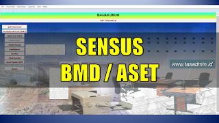 sensus barang milik daerah bmd
