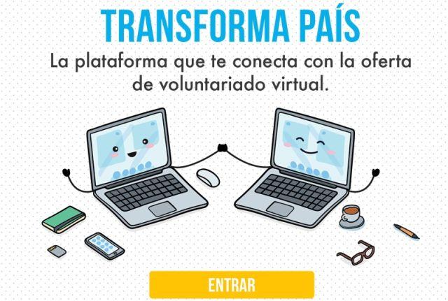 """INJUV lanza plataforma para hacer """"match"""" con convocatorias de voluntariado"""