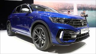 MAGAZIN CAR DESIGNS: Volkswagen T-ROC 2019