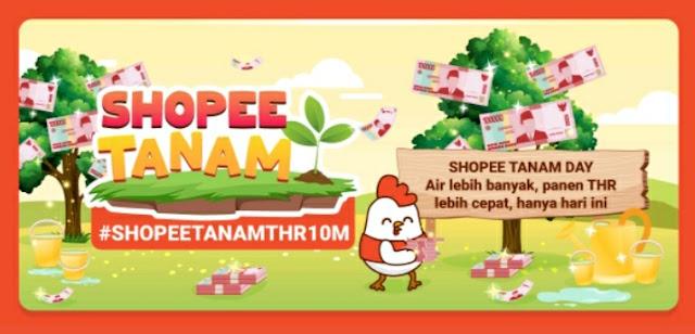 THR 1M Dari Shopee