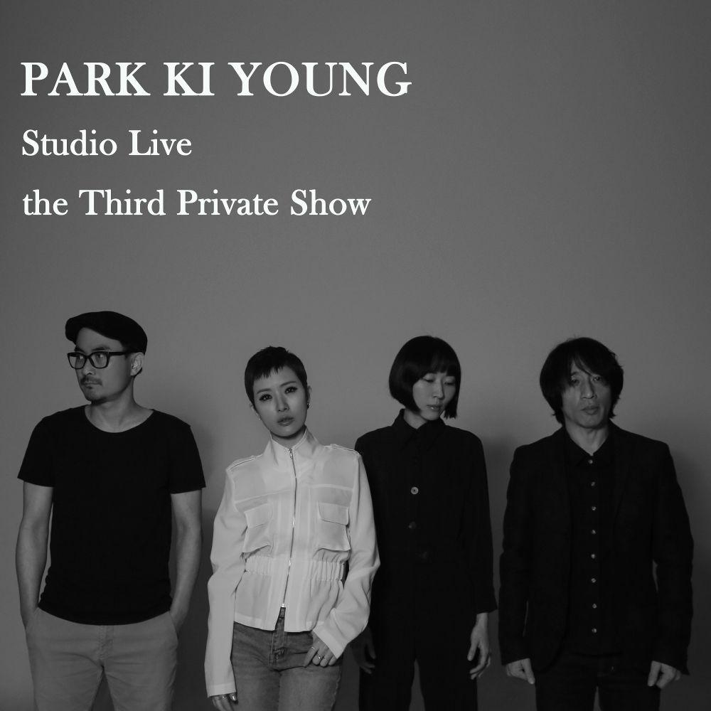 PARK KI YOUNG – PARK KI YOUNG Studio Live