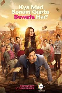 Download Kya Meri Sonam Gupta Bewafa Hai (2021) Movie Hindi 480p 720p HD