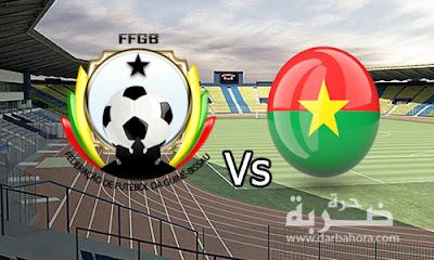 نتيجة مباراة بوركينا فاسو وغينيا بيساو 2-0 تاهل بوركينا فاسو  يكاس الامم الافريقية 2017