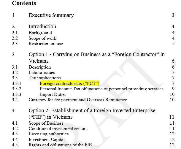 Thuế nhà thầu nước ngoài là gì? Các vấn đề cơ bản