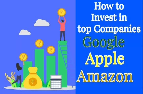 How to invest in top companies in share marketing