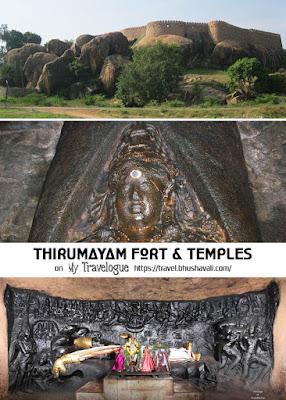 Thirumayam Temples Pudukottai Pinterest