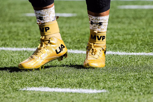 adidas, Nike y Under Armour también disputaron la Super Bowl