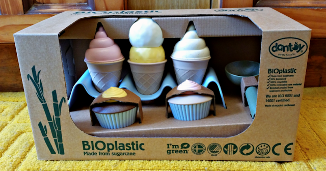 Dantoy Ice Cream Kit in box