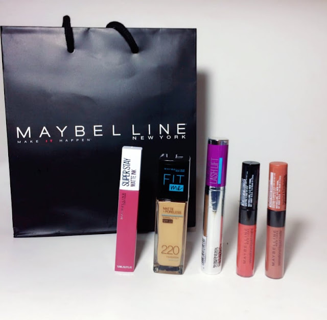 Treat yourself this Women's Month with Maybelline and enjoy up to 50% discount on Shopee