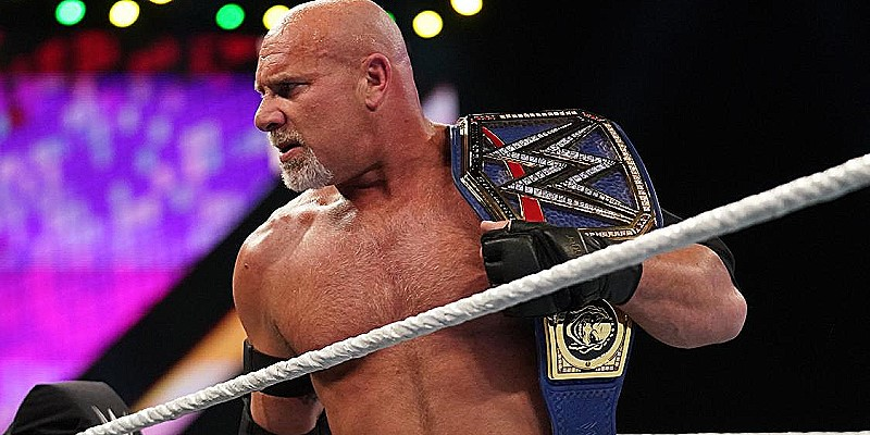Goldberg Talks Sting's AEW Debut, Asuka Streak, More