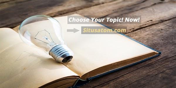 Bagaimana Cara Menentukan Niche/Topik Blog yang Baik? Yuk Simak!
