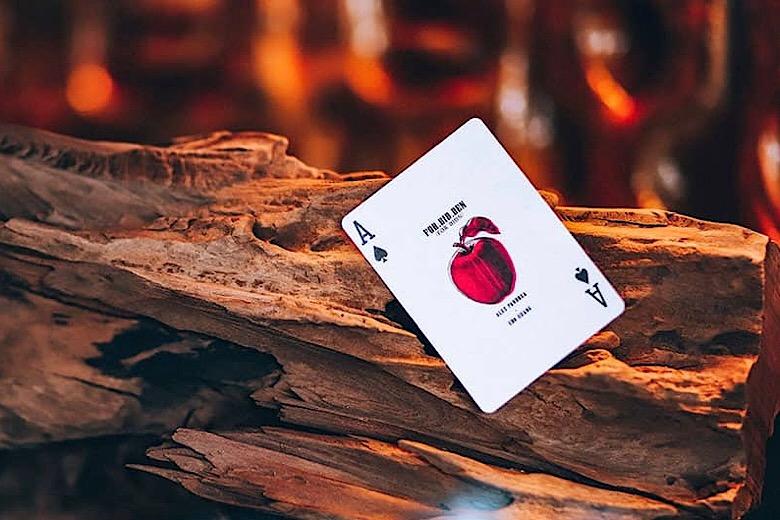 Svngali 01 Forbidden Deck - Asso - Lassonellamanica.com, un Sito, Tutta la Magia! Vendita Mazzi di Carte.