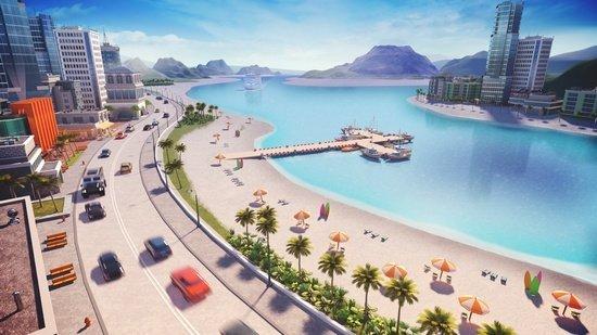 Game City Island 3