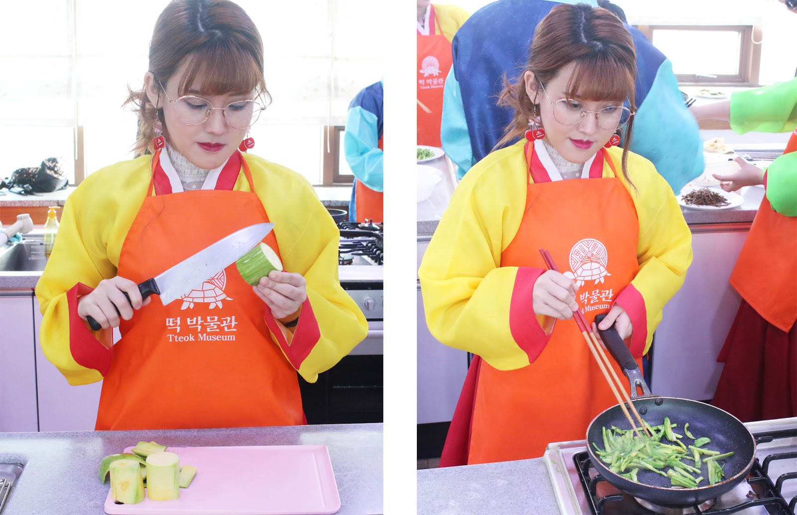 cooking courses in seoul