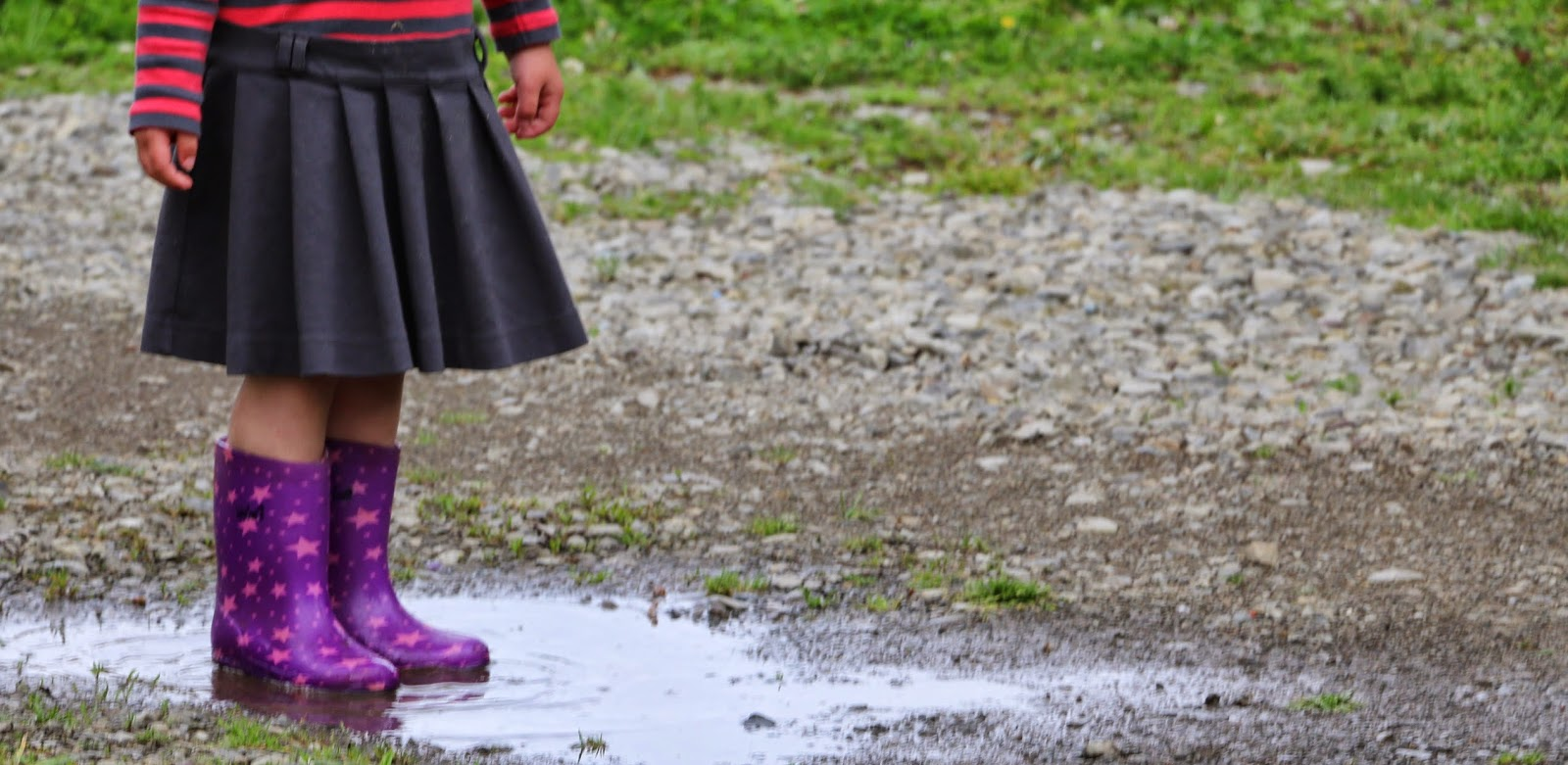 Puddle jumping blog