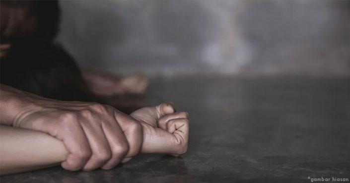 Lok Kawi | Sumbang Mahram Anak 13 Tahun, Bapa Dipenjara 23 Tahun 15 Sebatan Rotan
