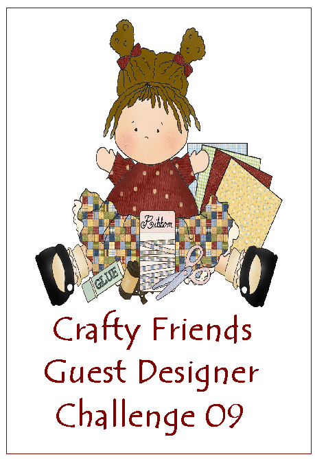 Guest Designer Crafty Friends