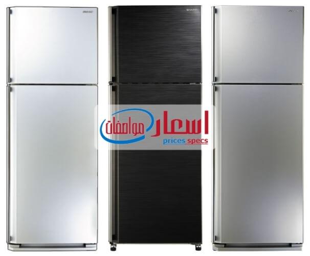 اسعار الثلاجة شارب 16 قدم