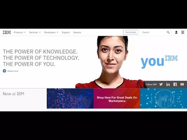 Milestones of Independent India,IBM