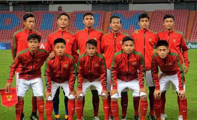 Daftar Skuad Pemain Timnas U-16 Indonesia 2018