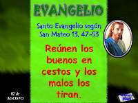 Resultado de imagen para En aquel tiempo, dijo Jesús a la gente: «El reino de los cielos se parece también a la red