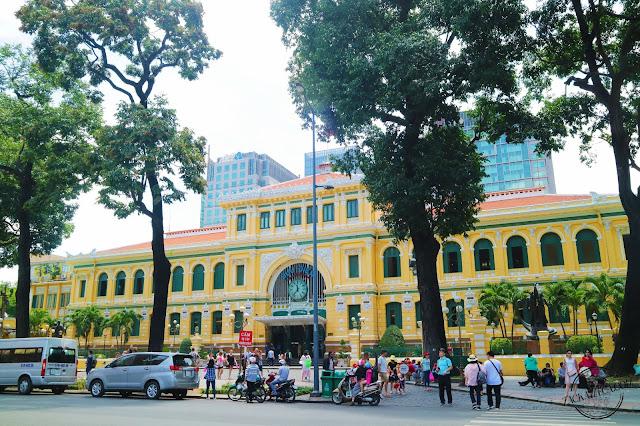 18 Jam Berada di Ho Chi Minh City Vietnam, Ini Hal-hal Yang Bisa Saya Lakukan