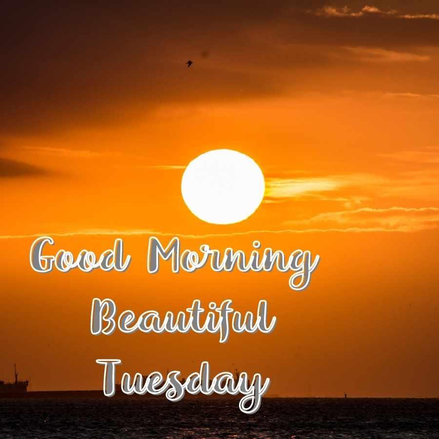 tuesday good morning image