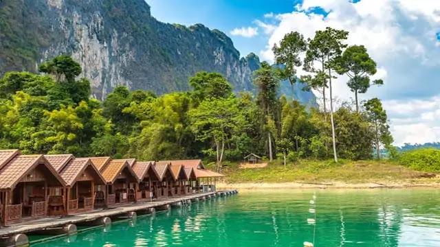 Visit To Cheow Lan Lake
