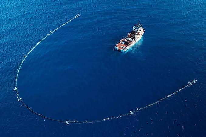 Maersk extiende su asociación para ayudar a limpiar la contaminación de plástico en el mar