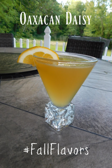 Oaxacon Daisy Cocktail