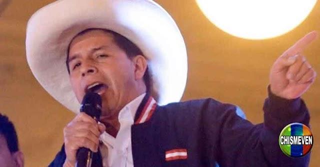 Pedro Castillo da plazo de 72 horas a los delincuentes venezolanos para que se vayan del Perú