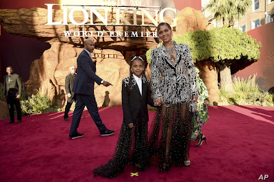 """Beyonce's """"Love Letter To Africa"""", Superstar Opens Up About Her """"Lion King"""" Soundtrack And Why She Featured Many Africans"""