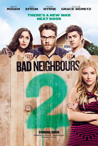 Neighbors 2: Sorority Rising (BRRip 720p Dual Latino / Ingles) (2016)