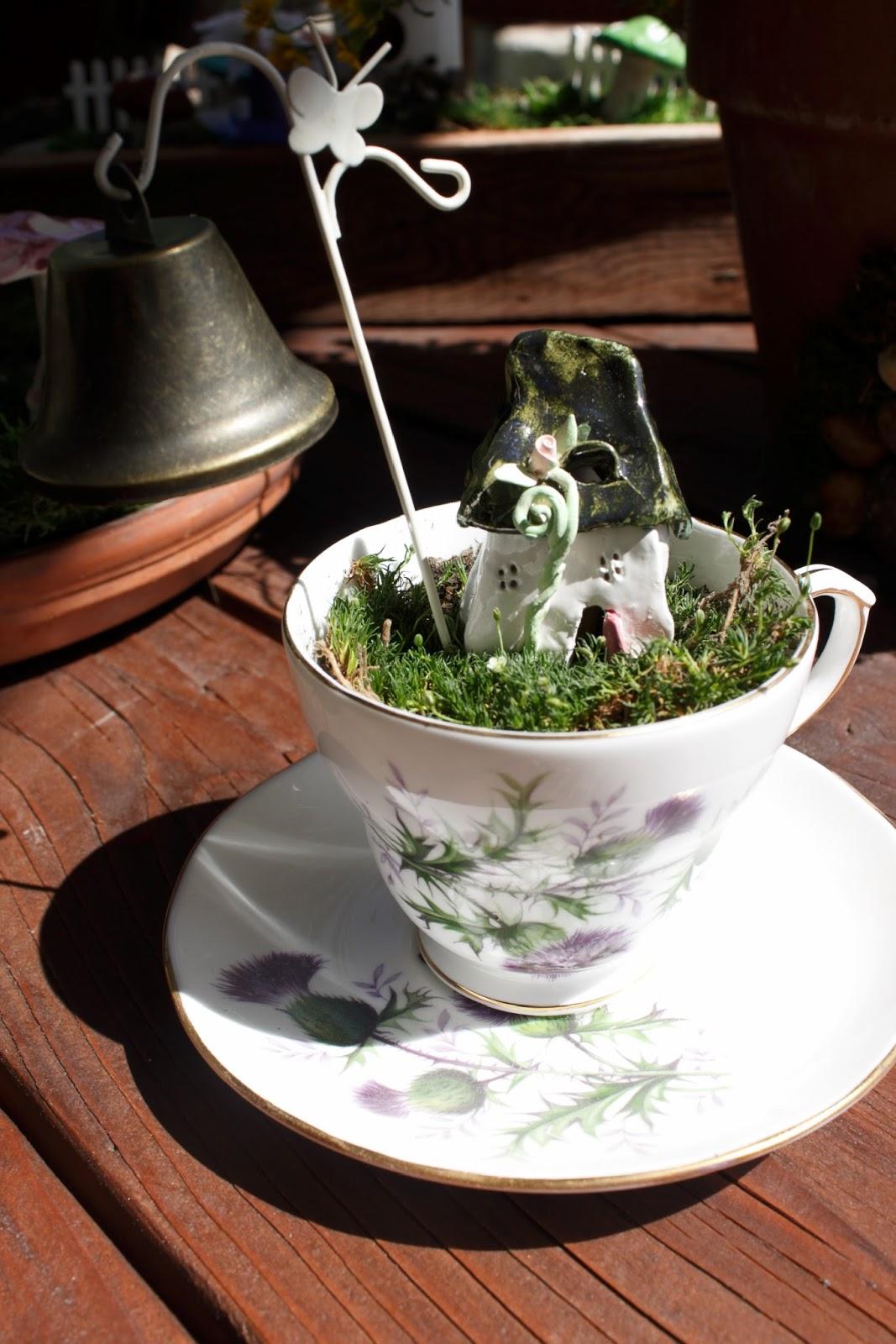 tweetle dee design co enchanted diy fairy gardens fresh living