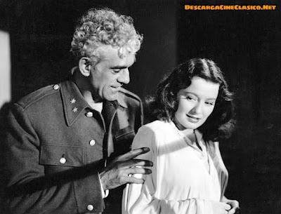 Boris Karloff & Ellen Drew