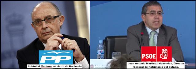 Resultado de imagen de jose carlos alcalde y juan antonio martinez  contratossectorpublico.es