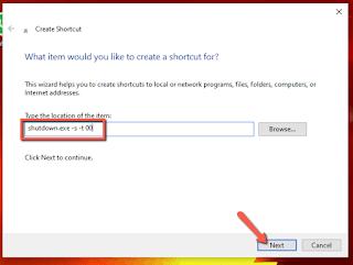 Cara Membuat Tombol ShutDown pada Windows 8