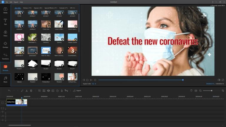 EaseUS Video Editor Full Version Terbaru