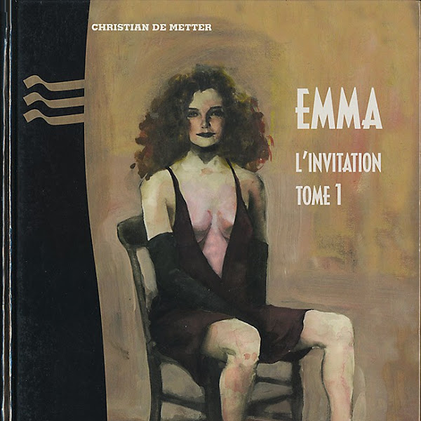 Emma, l'invitation de Christian de Metter