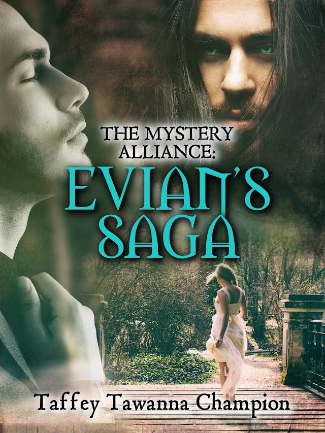 Author Taffey Champion's writes a Must-Read Fantasy/Romance