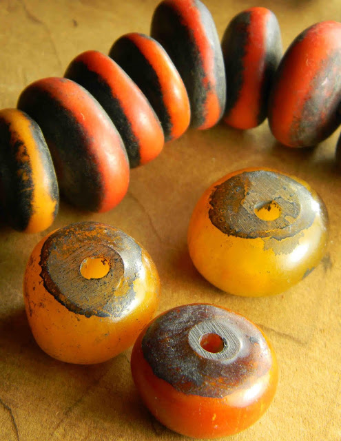 Amber in African Jewelry
