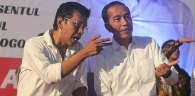 Beathor Suryadi: Sudah Berbulan-bulan Jokowi Ingkar Janji Kepada Relawan