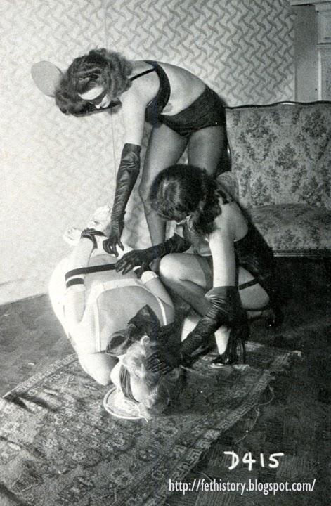 Loraine Durane, Shirley Levitt, Ruth Field