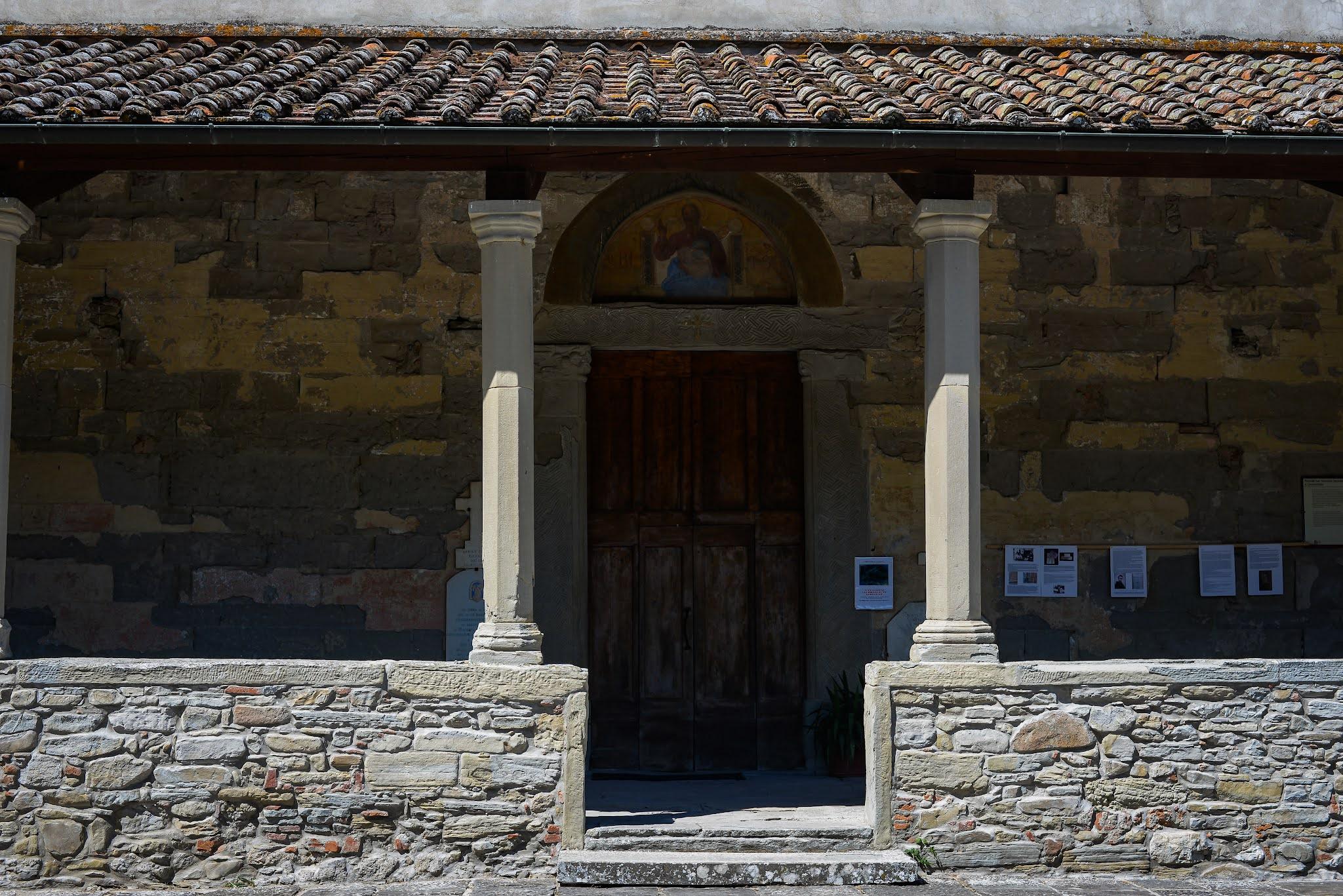 Pieve di Cornacchiaia - Dom z Kamienia blog