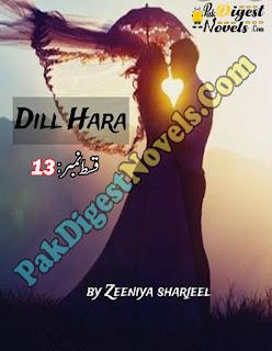 Dil Hara Episode 13 By Zeenia Sherjeel