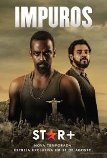 Poster Impuros 3ª Temporada Torrent (2021) Nacional WEB-DL 1080p – Download