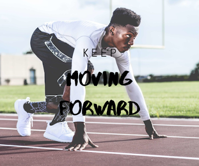 Lesson to learn - When problem hits you, keep moving fowards