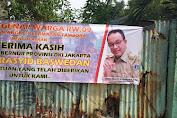 Warga RW 09 Angke Ucapkan Terimakasih Pada Gubernur DKI Jakarta, Telah Menurunkan Bansos